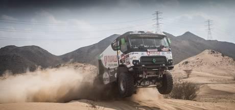 Monteur Martin uit Olst kan morgen met zijn team tóch vertrekken, na malaise bij start van Dakar-avontuur