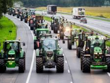 Honderden boeren met trekkers (en frietkraam) naar de Randstad: 'Dat filerecord gaat eraan!'