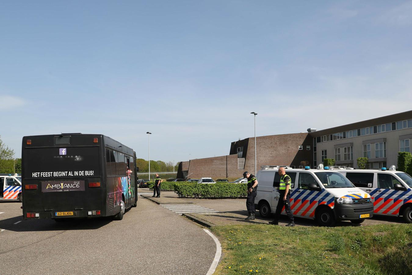 Supporters RKC Waalwijk mogen Nijmegen niet in