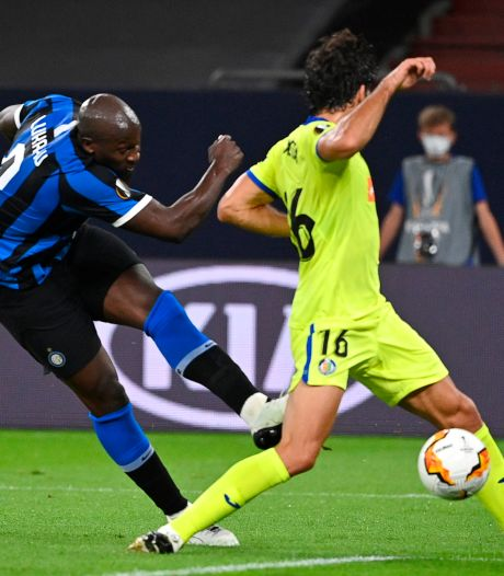 L'Inter se qualifie pour le Final 8 de l'Europa League, 30e but de la saison pour Lukaku