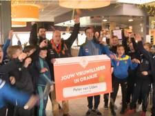Ossenaar voor één dag voorzitter van Nederlands Elftal: 'Het lijkt wel of ik jarig ben'