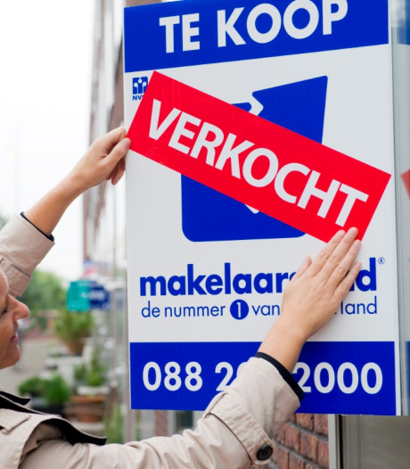Zeeland steekt positief af: in juli meer huizen verkocht dan vorig jaar