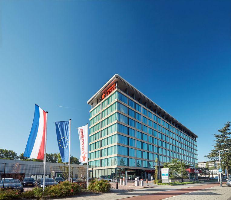 Het Corendon City Hotel. Beeld Corendon Hotels