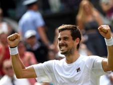 European Open: Pella attend Goffin, Cuevas rejoint Murray