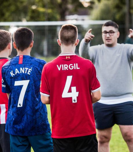 Op bezoek bij WDS'19, de amateurclub van Virgil van Dijk