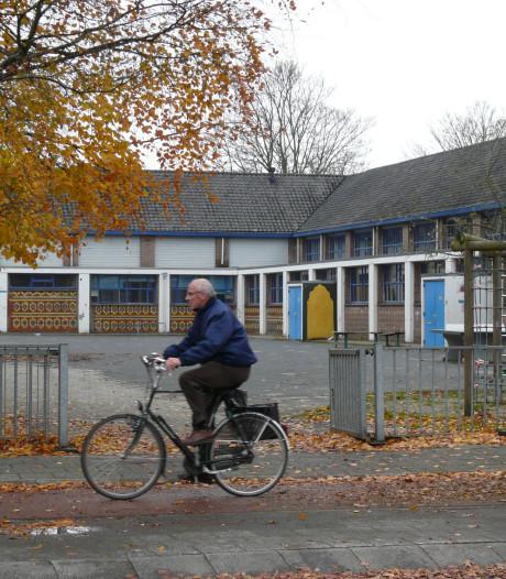 Oude Bilalschool in september tegen de vlakte