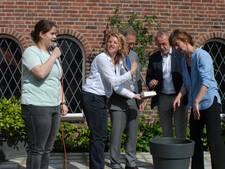 Brabant Bokaal voor Anna Uitde Haag