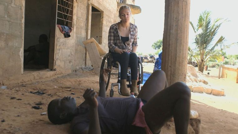 Still uit The World's Worst Place to be Disabled? Beeld Youtube