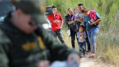 Moeilijke keuze voor latino's die onderweg zijn naar de VS: kinderen verliezen of terug naar gewelddadig thuisland?