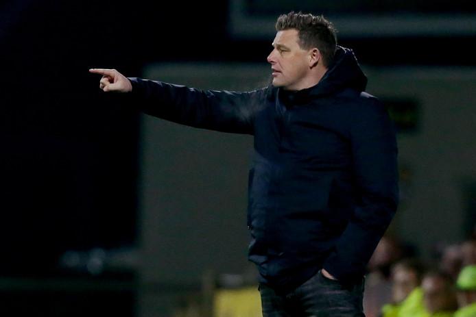 John Stegeman houdt tegen Sparta Rotterdam vast aan zijn vertrouwde basisopstelling.