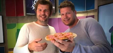 Radio-dj Sander Lantinga weer vader