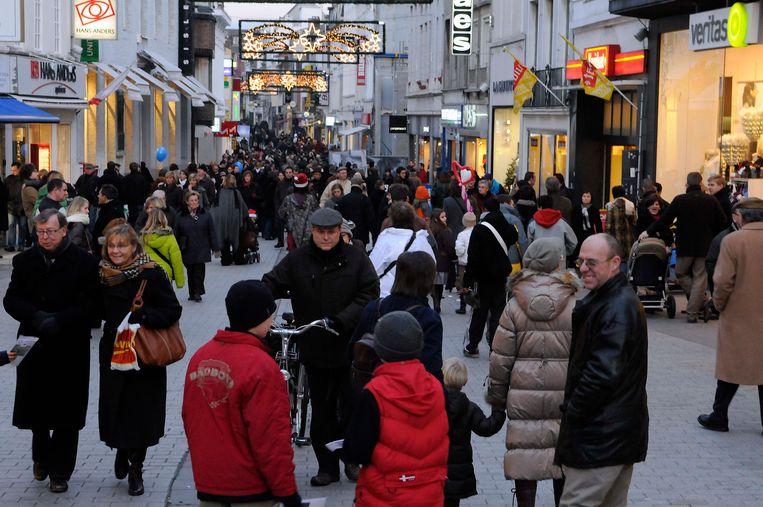 Komen er overal vaste koopzondagen in Limburg in 2019?