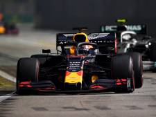 Verstappen pakt derde plek, Vettel snoept Leclerc overwinning af