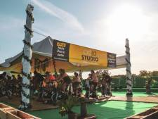 Cyclo Studio organiseert sportlessen op het dak