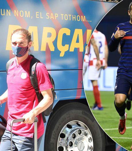 Antoine Griezmann: ster in Frankrijk, ongelukkig bij Barça
