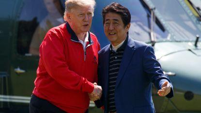Trump niet bezorgd om Noord-Koreaanse rakettesten