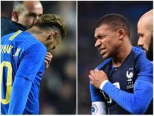 Blessures Neymar en Mbappé bekend