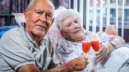 """Onmetelijke eenzaamheid hakte diep in bij Philomena (85): """"Zonder dat ene bezoek had m'n vrouw het opgegeven"""""""