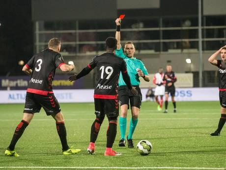 FC Oss wint niet van tiental Helmond Sport
