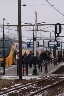 Vertraging tussen Goes en Kruiningen-Yerseke vanwege koperdiefstal