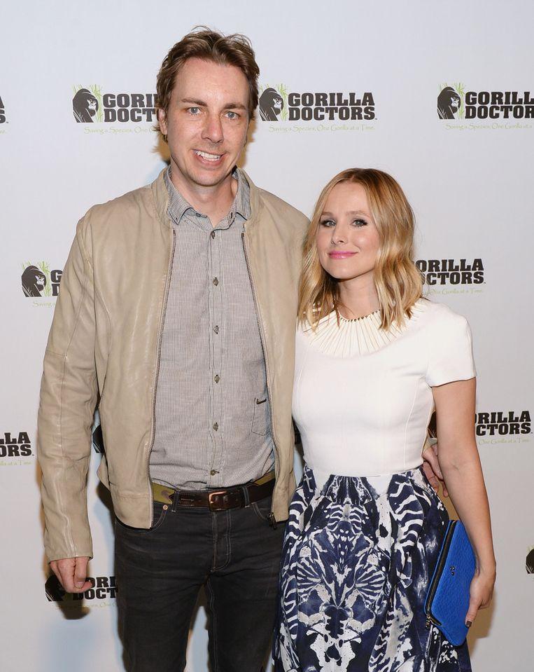 Dax Shepard en Kristen Bell.