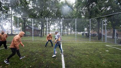 Start zomervakantie brengt nieuwe voetbalkooi