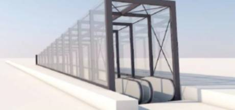 Verkeerde tekeningen: overkapping Heuvel-fietsenstalling valt 120.000 euro duurder uit
