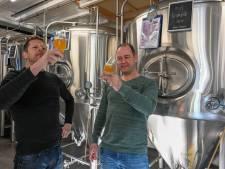 150.000 liter bier per jaar is niet genoeg; Bierbrouwerij Hert Bier in Putten kan vraag niet aan