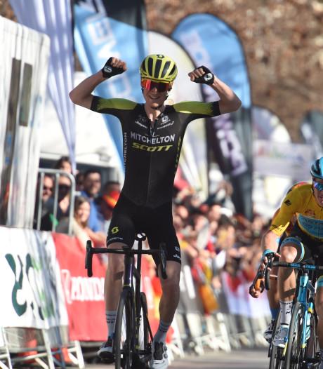 Haig houdt Fuglsang van derde etappezege af in Andalusië