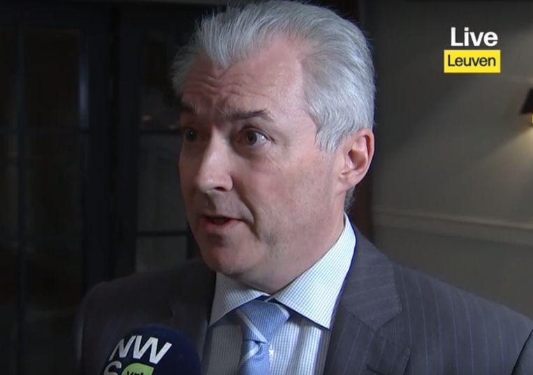 Professor Kurt Deketelaere (KU Leuven).