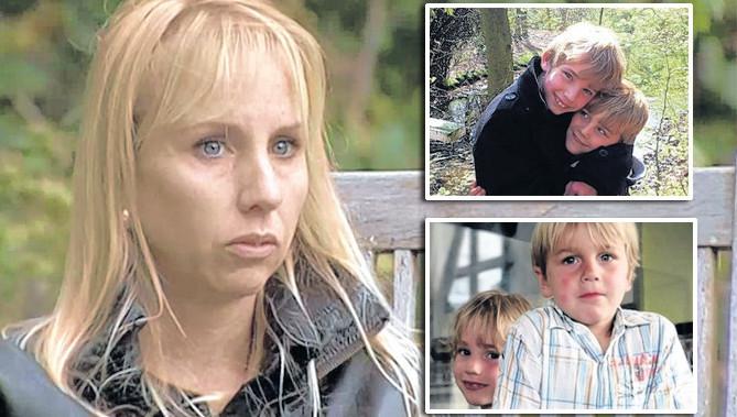 Beelden uit de documentaire 'Ruben en Julian, twee weken tussen hoop en vrees', die gisteren door RTV Utrecht werd uitgezonden. Moeder Iris van der Schuit en haar twee zonen, Ruben en Julian.