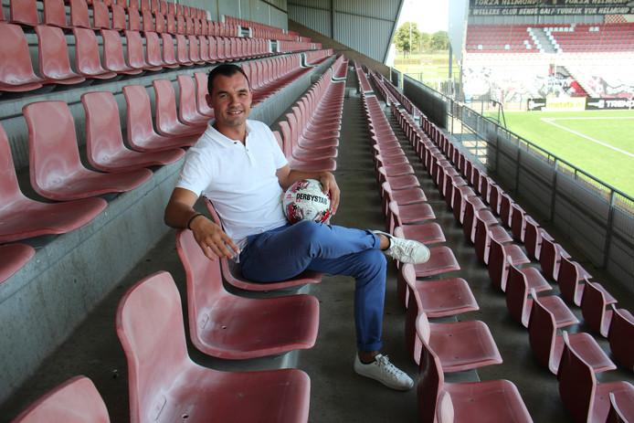 Nick Bronzwaer volgt Remond Strijbosch op als hoofd jeugdopleidingen.