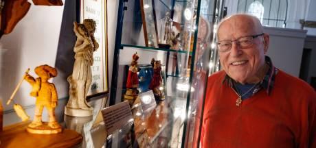 De trots van Wim Hommel uit Klundert: religieuze voorwerpen