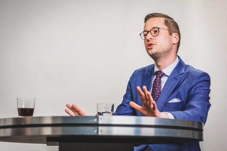 Wouter Vermeersch verdiept zich graag in hernieuwbare energie.