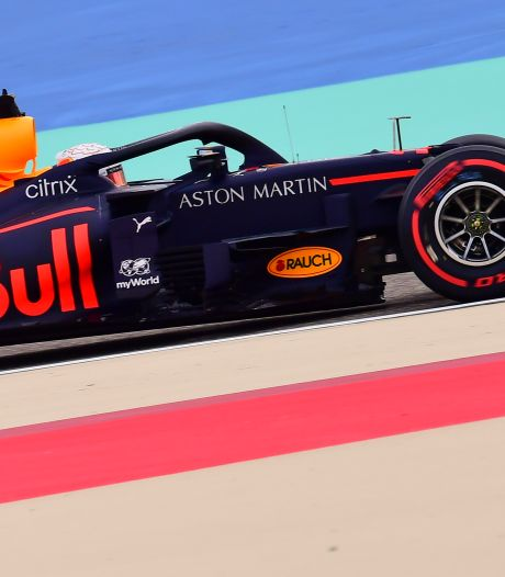 GP de Bahreïn de F1: Verstappen devant Mercedes en essais libres 3