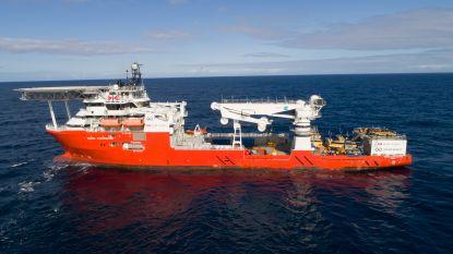 Hypermodern schip dat speurt naar wrak MH370 verdwijnt zelf drie dagen mysterieus van radar