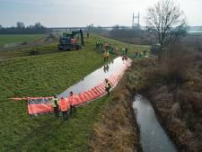 Waterschap oefent in IJsselmuiden: wat te doen bij hoog water?