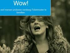 Twee concerten Adele uitverkocht, maandag nieuwe kansen