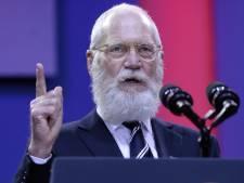 Latenightshows boeien David Letterman voor geen meter