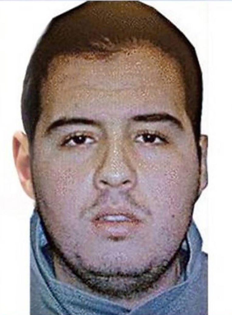 Ibrahim El Bakraoui Beeld anp