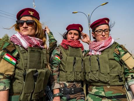 IS siddert voor de 'Dochters van de zon'