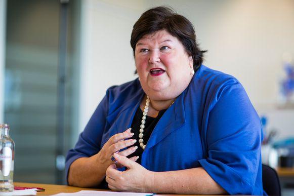 Maggie De Block (Open Vld)