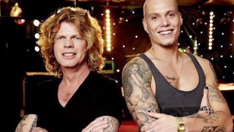 Toni & Tony: Zo vader, zo zoon van RTL is te zien via NLziet. Beeld null
