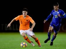 Caschili en Lagsir tweede in Verenigde Staten met Oranje O17