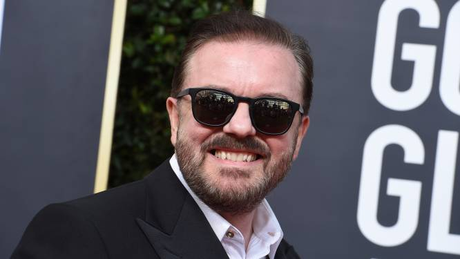 """Ricky Gervais fan van Eén-reeks 'De Twaalf': """"Buitengewoon"""""""
