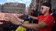 Fandorp Rode Duivels verhuist, Hazard trakteert zaterdag