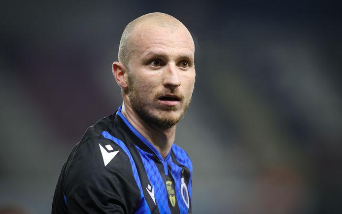 Michael Krmencik brengt niet wat er van hem verwacht wordt bij Club Brugge.
