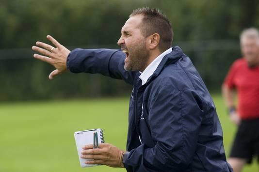 DFS-trainer Scott Calderwood.