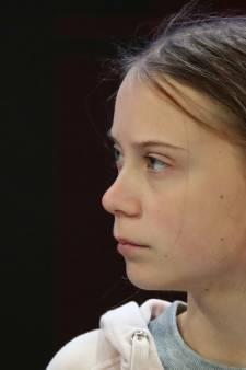 """""""Rien n'a été fait"""" pour le climat, dénonce Greta Thunberg à Davos"""