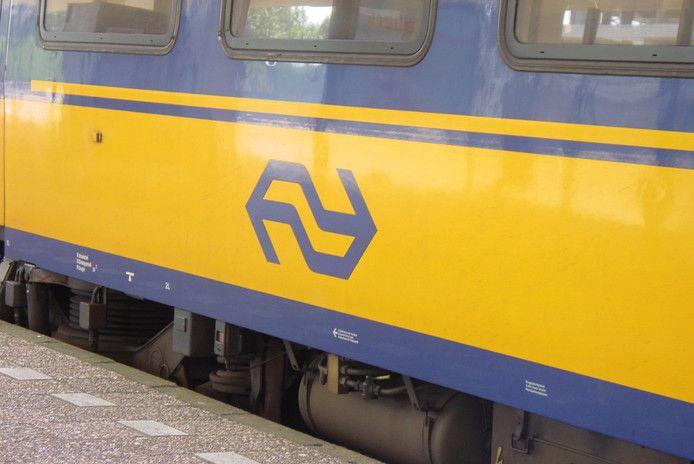 Stockfoto NS trein.
